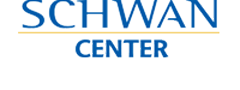 Schwan Center stacked logo