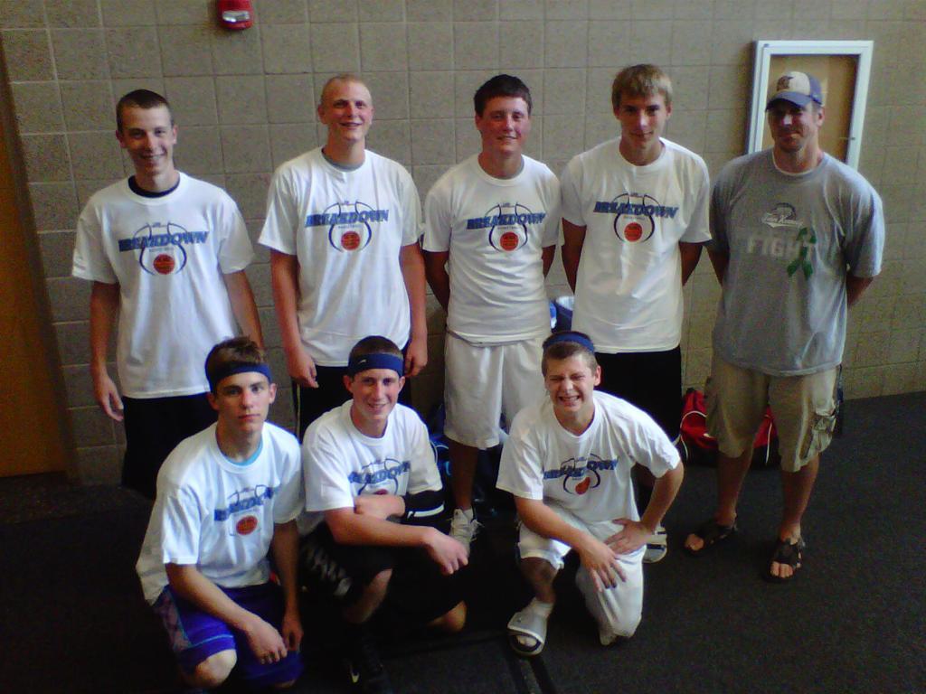 Varsity boys' Blue champions: Sauk Centre