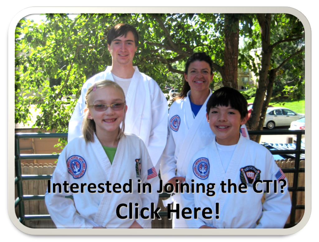 Learn more about the martial arts & karate classes offered at the Colorado Taekwondo Institute in Lakewood, CO