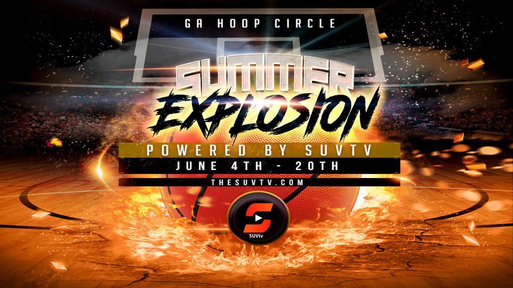 2019 GA Hoop Circle Summer Explosion - Watch Live & On Demand
