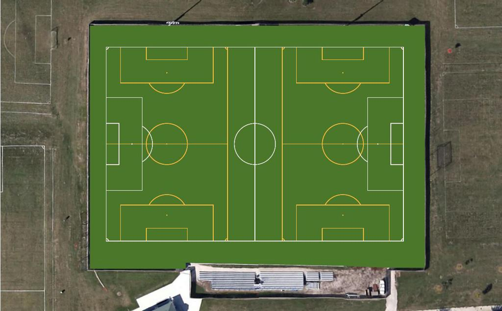 Fondy Soccer Turf Field Project