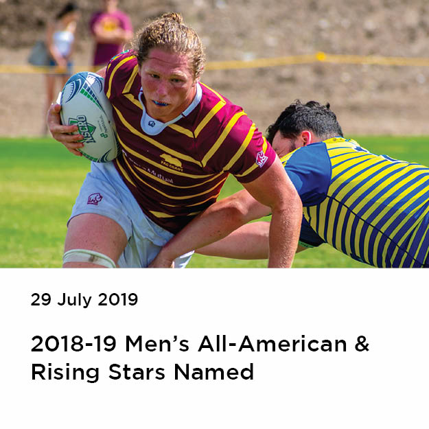 2018-19 Men's All-Americans and Rising Stars Named
