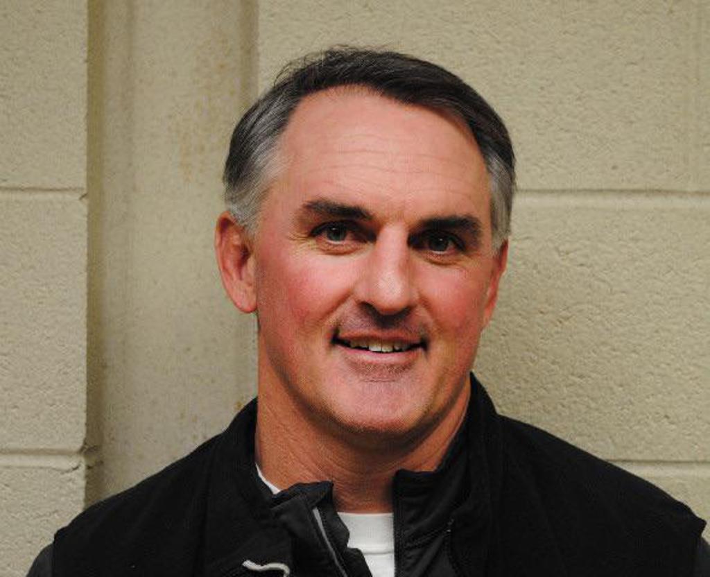 Coach Jay Peichel