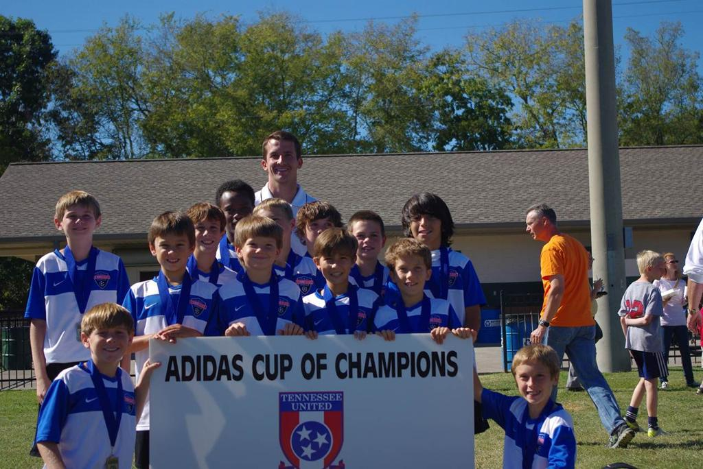 Adidas Cup Champions - Hendersonville, TN