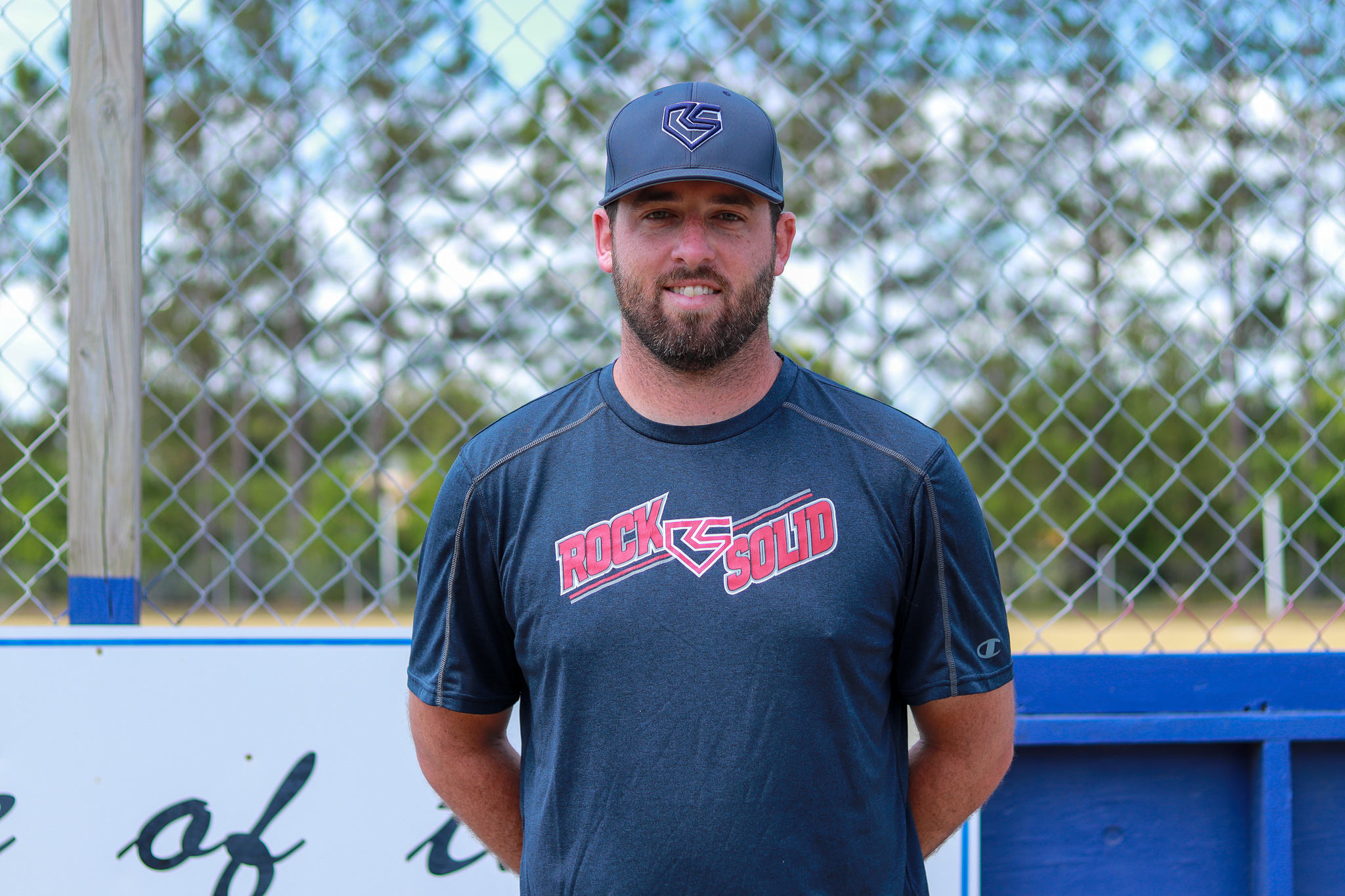 Michael Rooney Youth Baseball Instructor and coach
