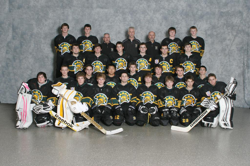 2012 - 2013 GBN Varsity Team Picture