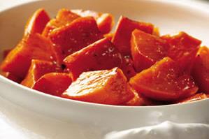 Giant Eagle's Maple Roasted Sweet Potatoes