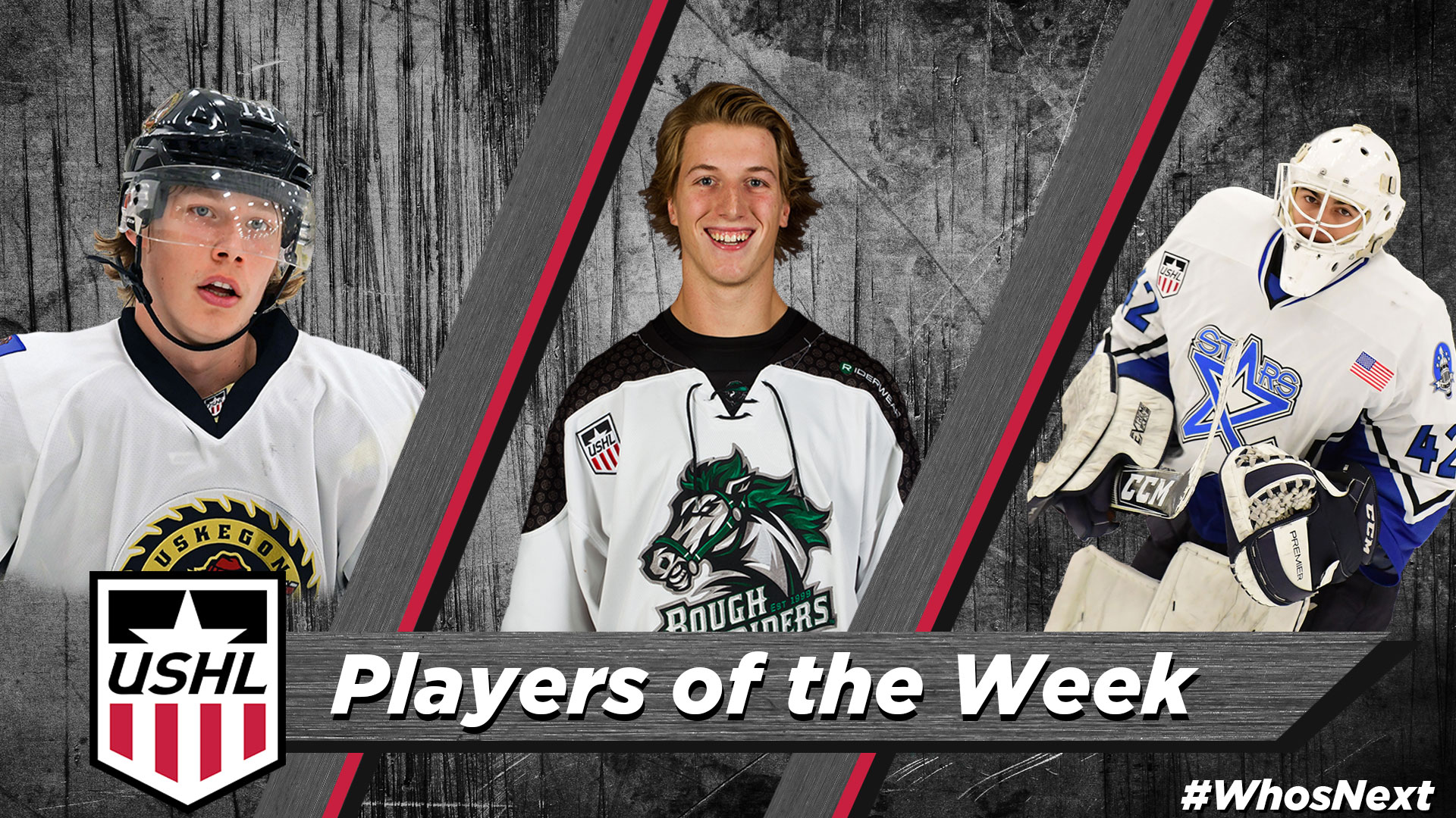 USHL: USHL Players Of The Week - Week 7, 2018-19