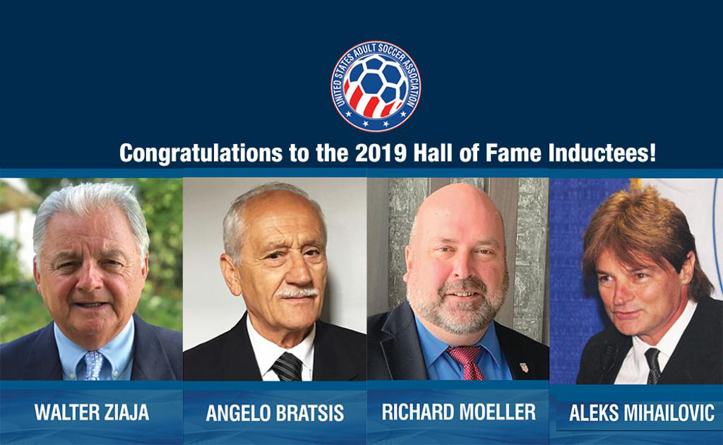 USASA Hall of Fame Induction 2019