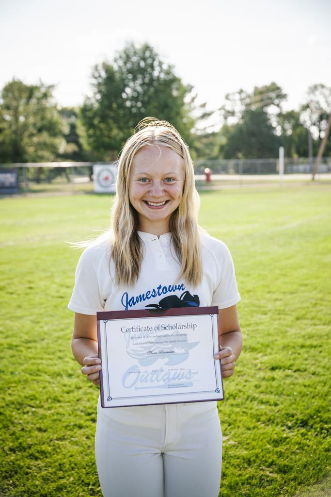 2021 Scholarship Winner Marin Rasmussen