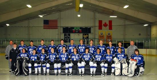 Royal Oak Ravens Varsity Hockey