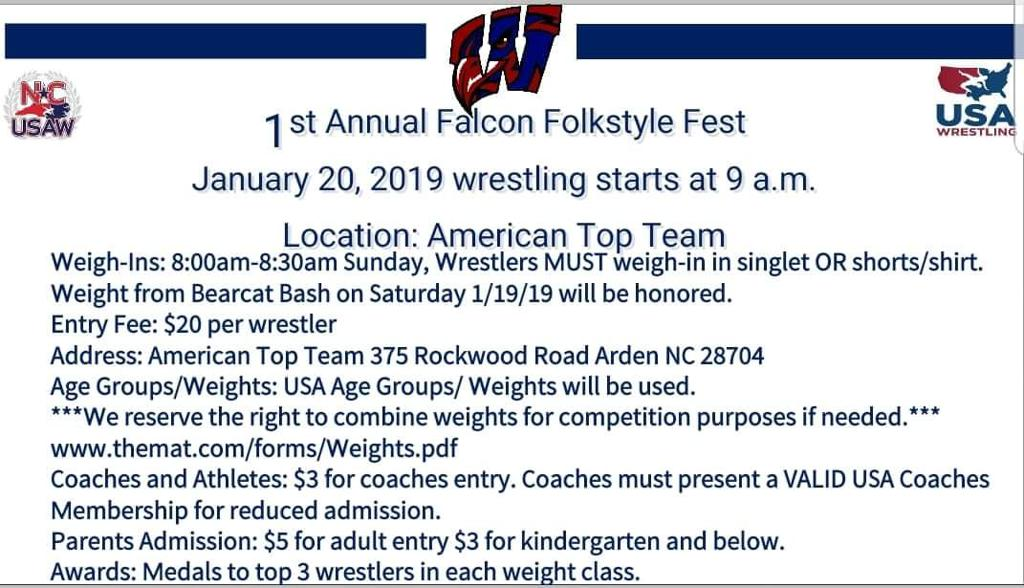 Falcon Folksytle Fest Revised Flyer