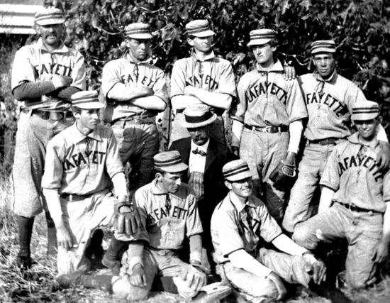 Lafayette Baseball History