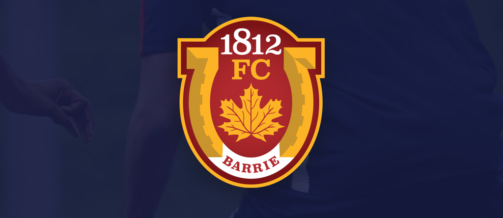 1812 FC Barrie.