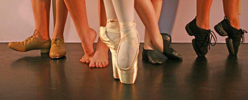 Kids Combo Dance Shoes