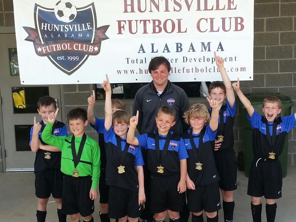 Huntsville Gold Champions