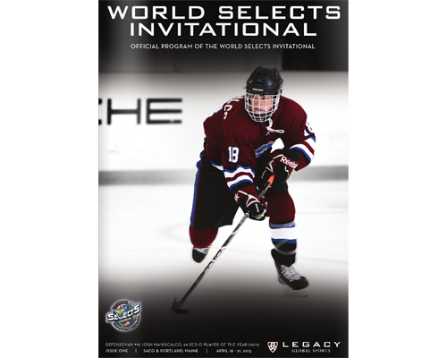 World Selects Invite 98 Program Book