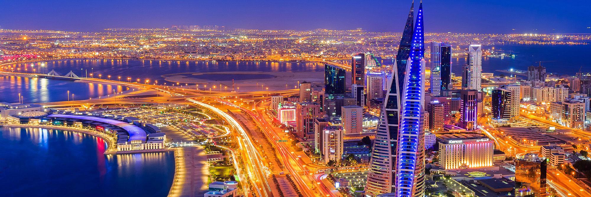 Scenic IRONMAN 70.3 Bahrain