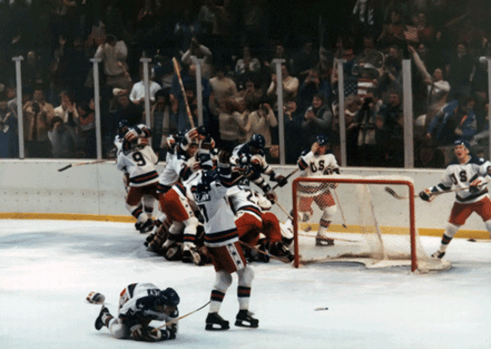 why was the miracle on ice important to the cold war
