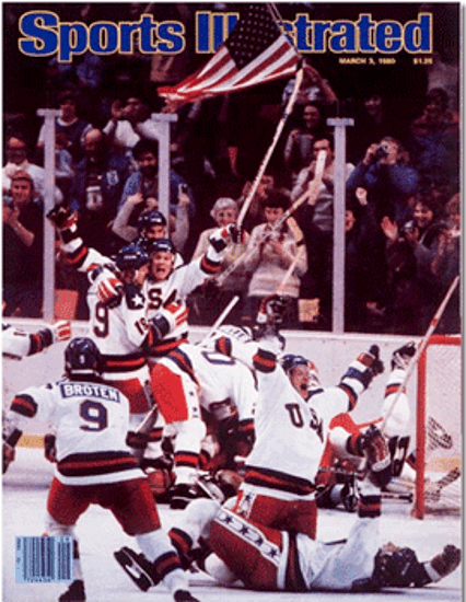 The 1980 U S  Olympic Team