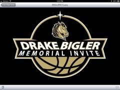 Drake Bigler Memorial Invite Shirts will be available for Sale during the Event for $15