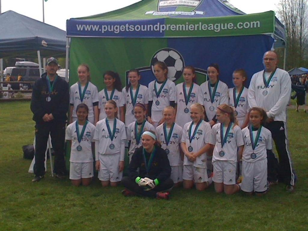 WPFC Fury G00 Black - 2013 PSPL Washington Cup Champions