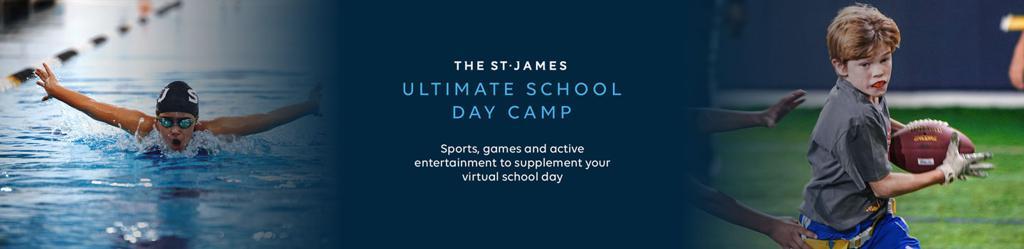Ultimate Day Camp 2020 Header Image