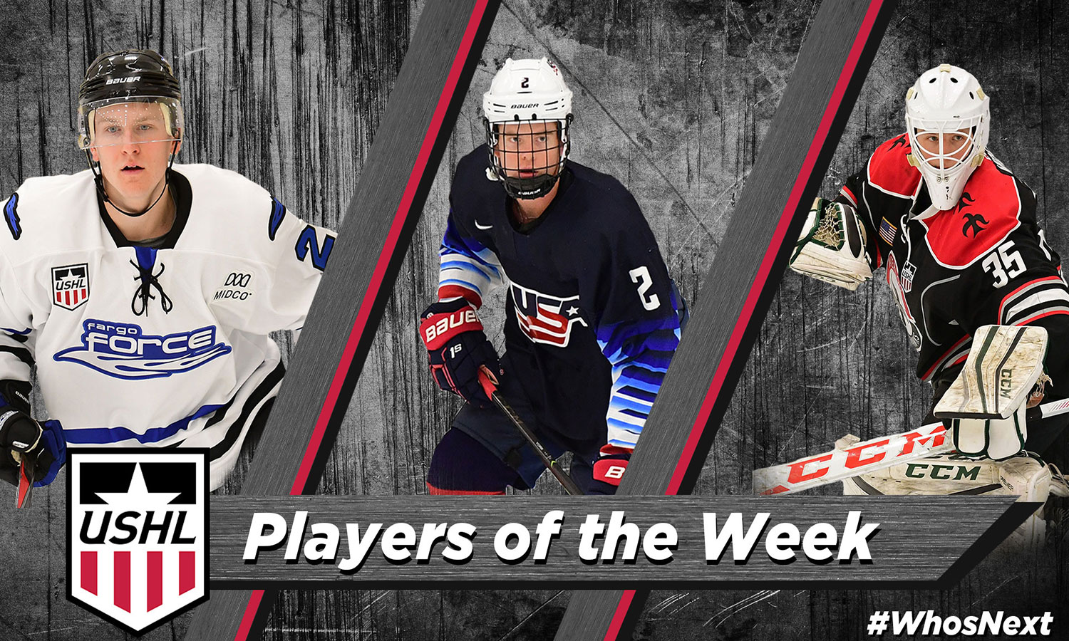 USHL: Players Of The Week - Week 17