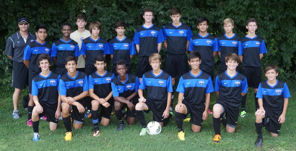 TSC 2017 - U15 Boys