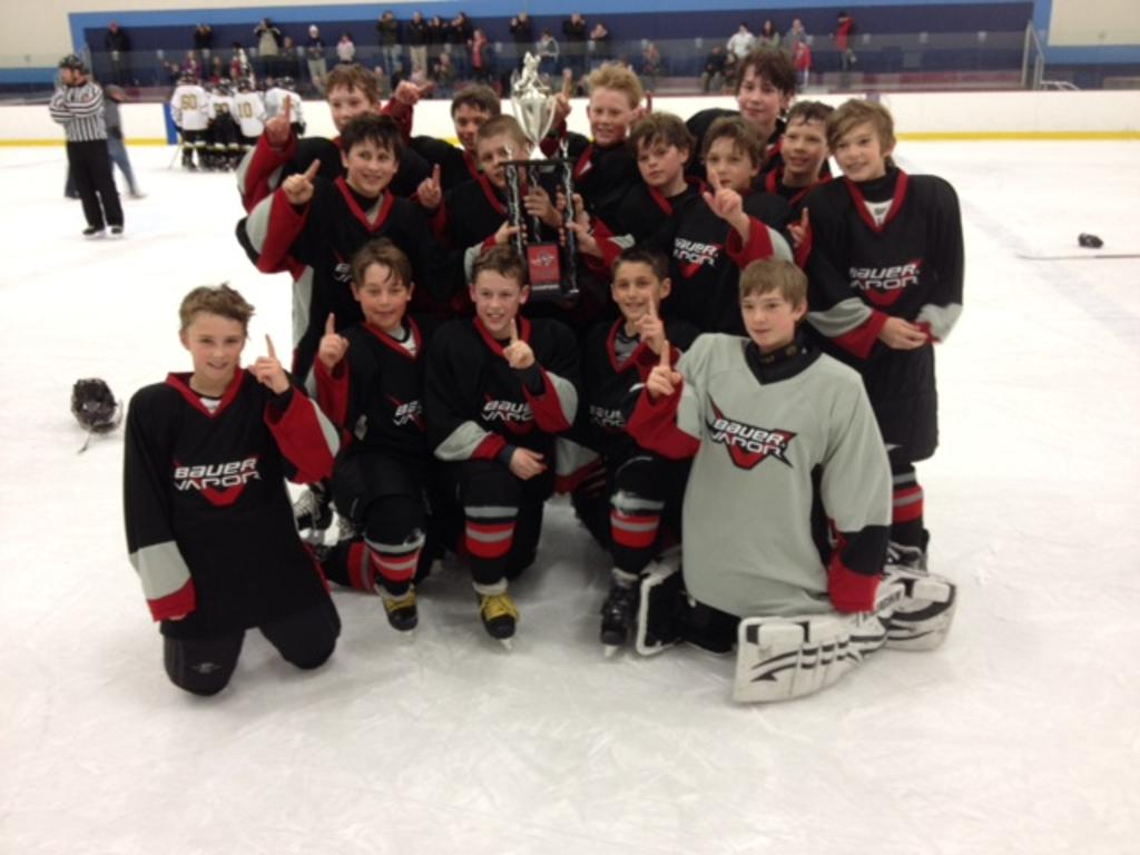 2001 Vapor Named LPH Dynamoo Team of the Month!
