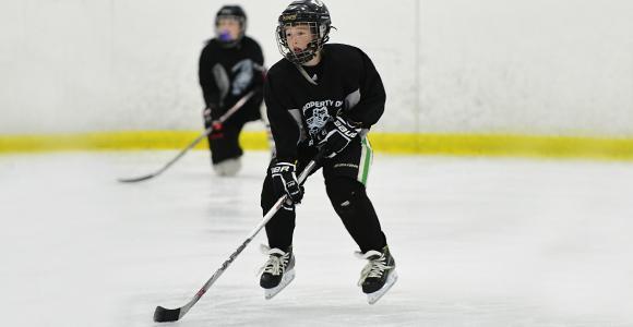Power Skating Hockey Summer Camp