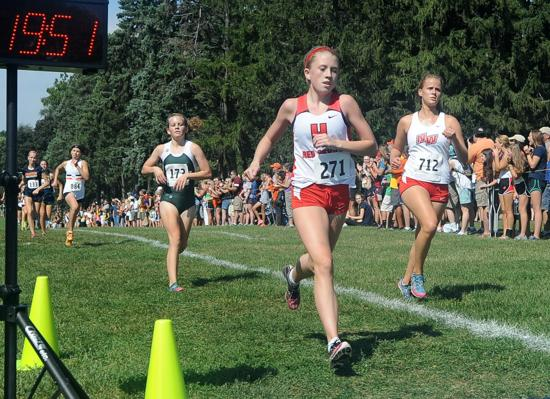 Red Devils feature strong balance to compensate for Glenbard West stars.