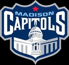 MadCaps USHL Eagle Logo