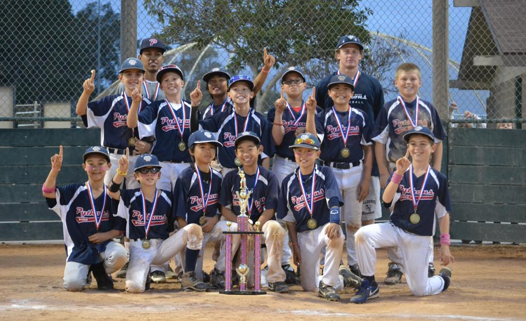 11U Pythons are Champs at USSSA Halloween Haunt
