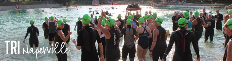 Triathlon Naperville Esprit de She