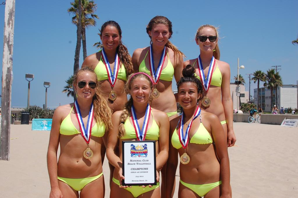 Junior olympics girls volleyball