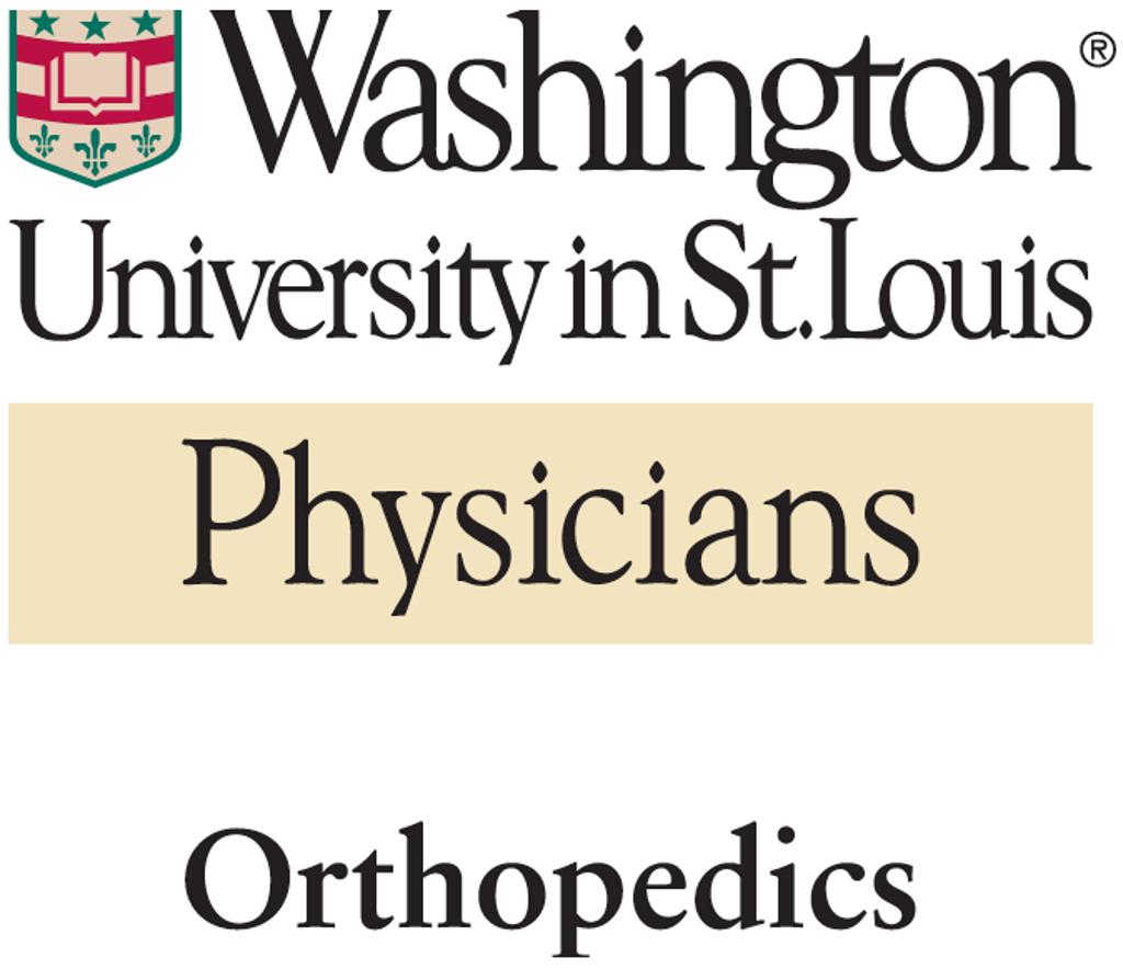 Washington University's Orthopedic Physicians