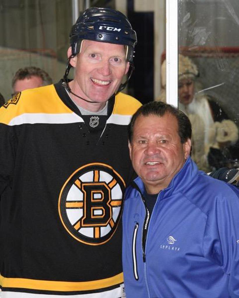 Al Pedersen Boston Bruins Colorado Hockey