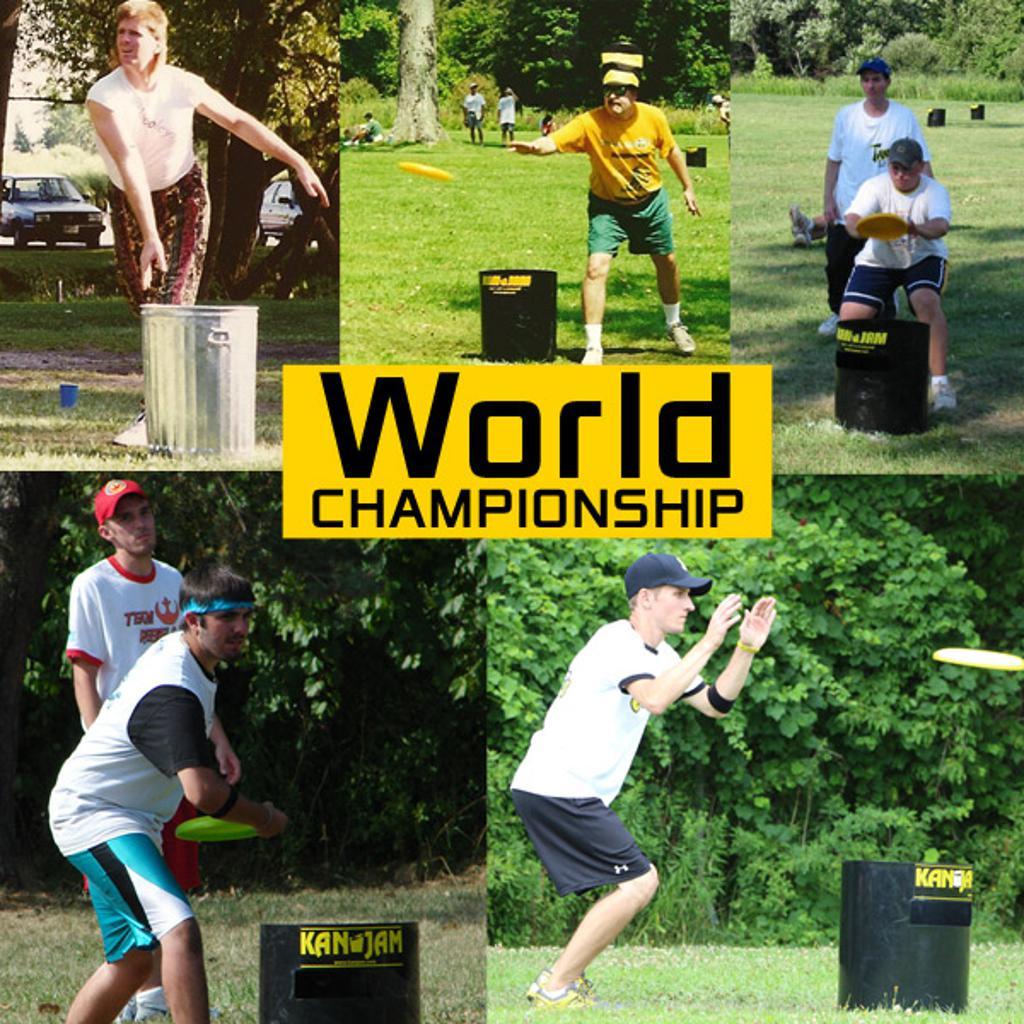 KanJam World Championship