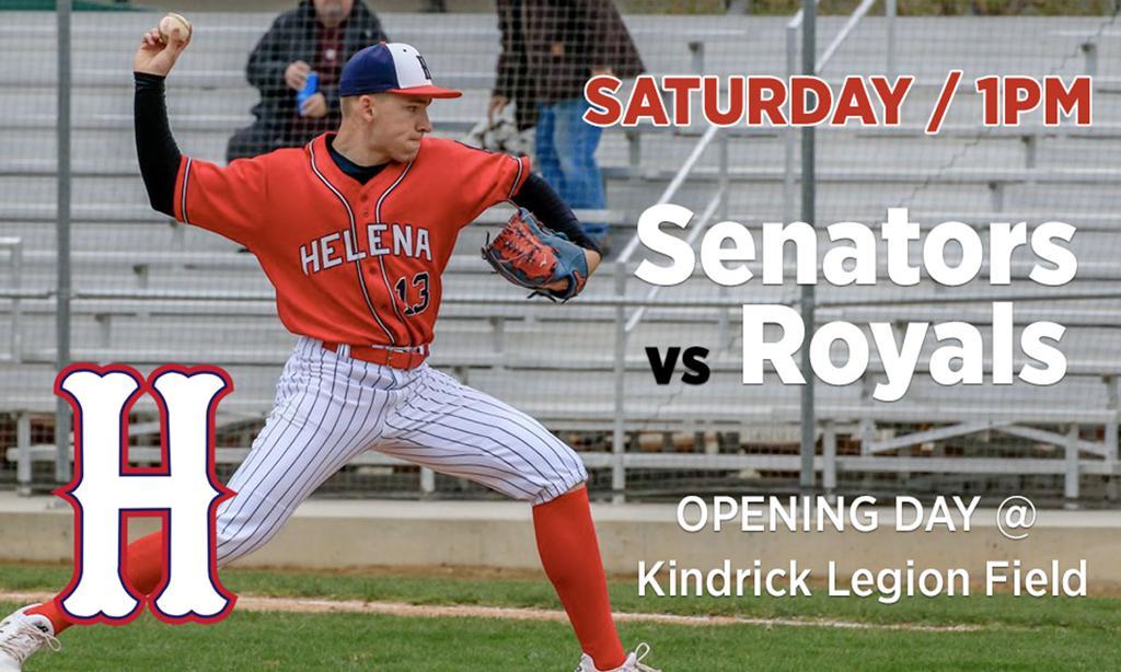 Opening Weekend - Helena Senators