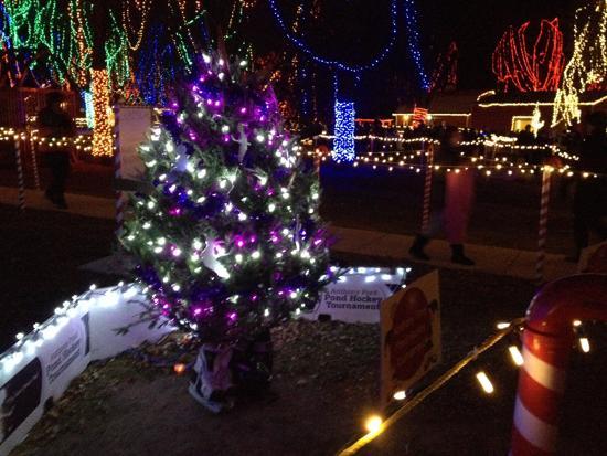 Kiwanis Holiday Light Parade