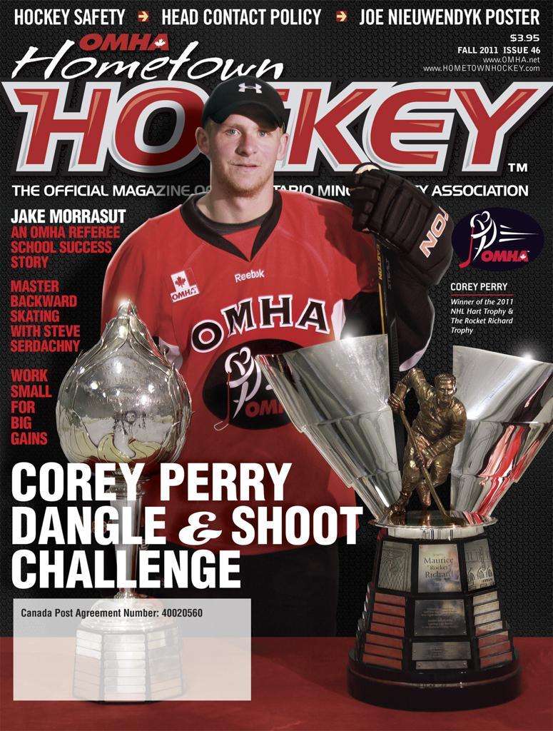 OMHA Hometown Hockey Fall 2011