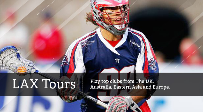 LAX Tours Play top clubs from The UK, Australia, Eastern Asia and Europe