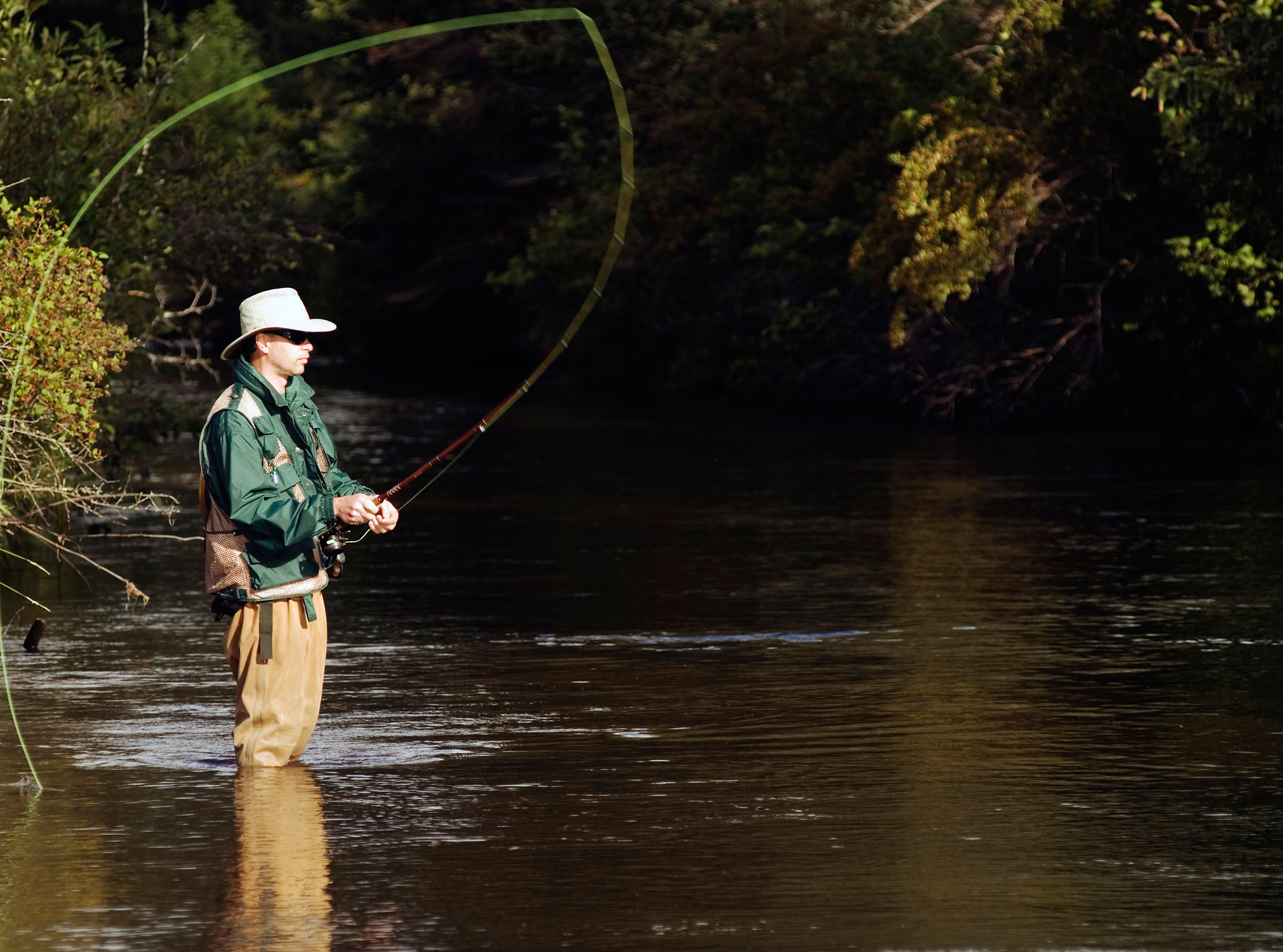 Other outdoor shows for Fly fishing photography