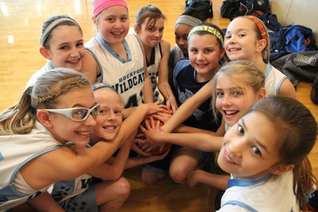 5th Grade Girls Basketball 5th Grade Girls Blue