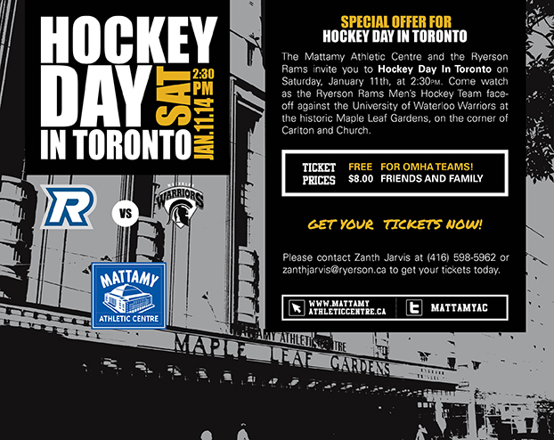 Hockey Day in Toronto