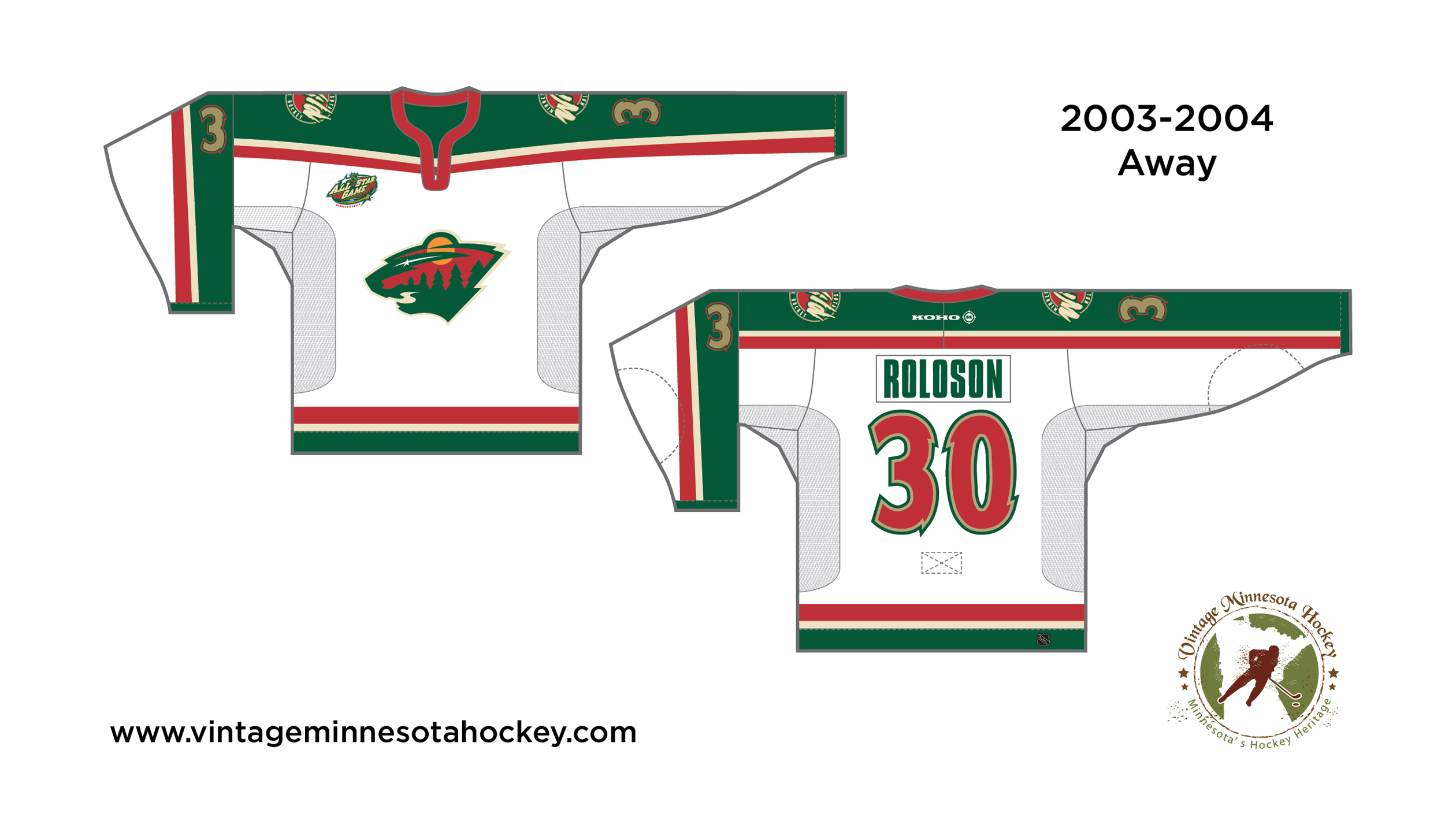 size 40 bbe1d b62b1 Minnesota Wild Uniform Evolution (2000-Present)
