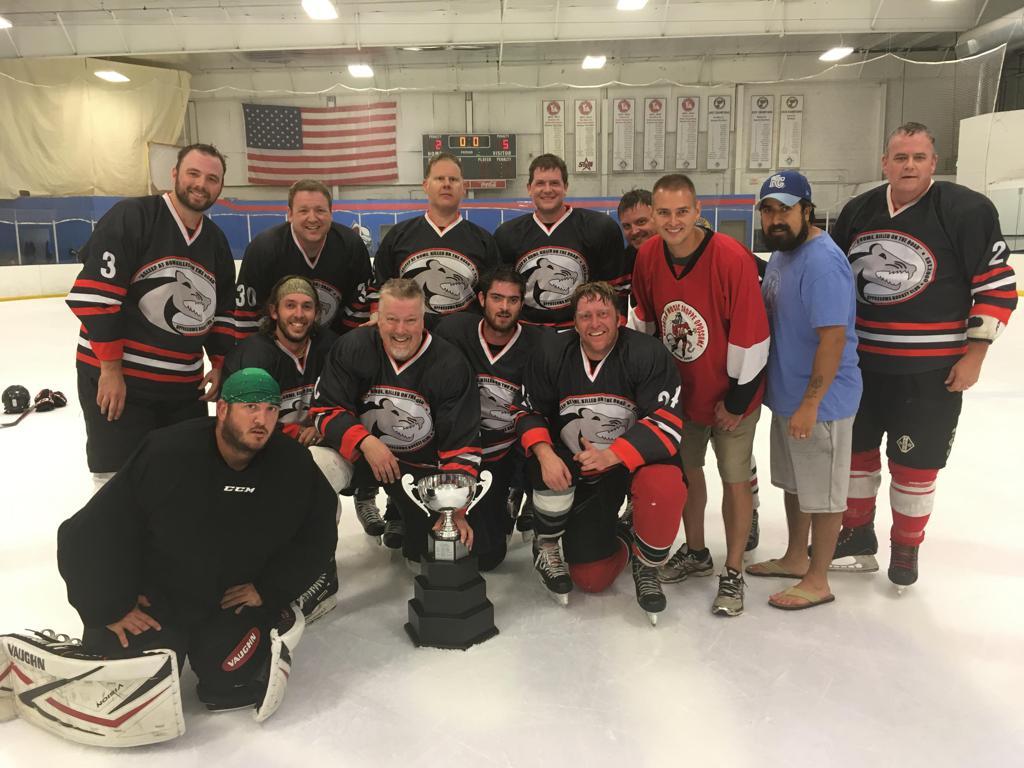 Bob Klem C League Norris Champions - Opossums