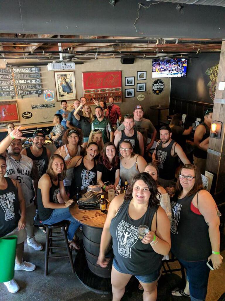 Dallas Harlequins Bar Crawl