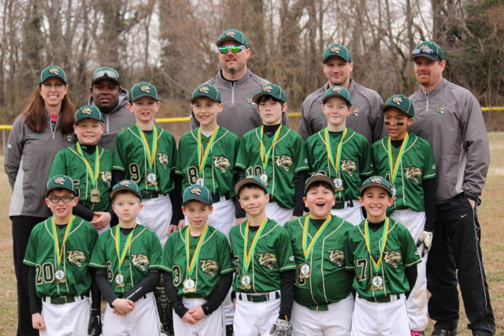 GORC Wildcats 13u Travel Baseball Team